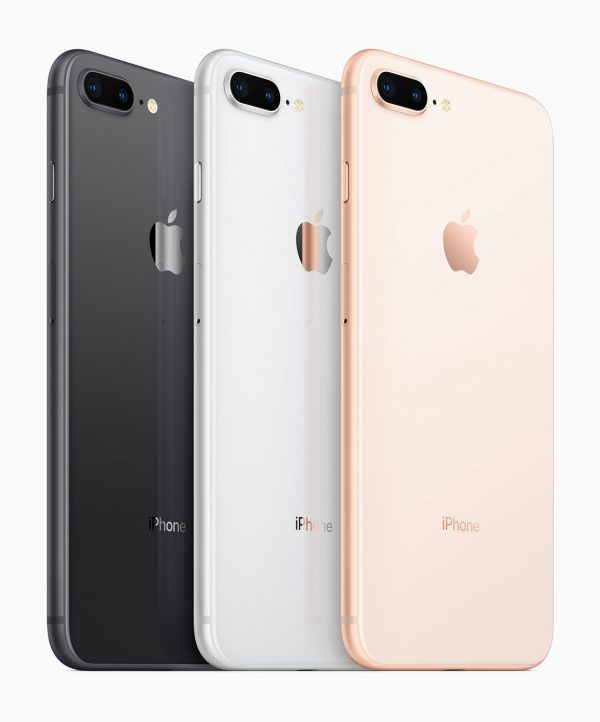 iphone 8 plus colores